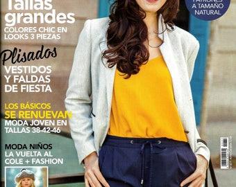 PATRONES magazine 377 Moda de firma.-