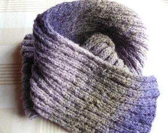 Wool scarf man or woman