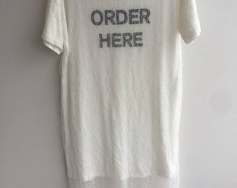 Zara Tshirt Dress