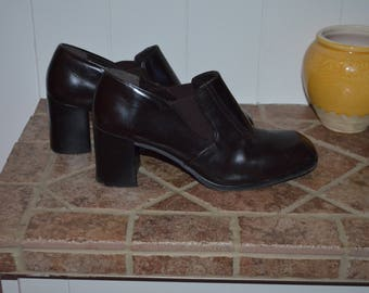 Sale!  Get 15% off with code NEW15 Mazzini 90' 39 leather shoes