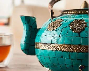 FEROZ Tea Pot