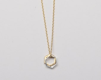 Marilou Necklace Gold