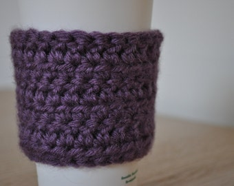 Purple Coffee or Tea Cozy