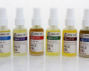 "Face Oil | ""MatchLESS"" 