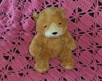 Crochet baby blanket/lapghan