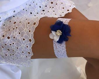 Something blue Wedding Garter, Bridal Garter, Toss Garter, Keepsake Garter, Gifts for her, Gifts for bride, Wedding accessories, Wedding