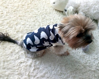 Dog Clothes Dog Clothing Dog Top Small Shirt for Dog Accessories for Pet Accessories for Dog Outfit Shirt for Cat Clothing