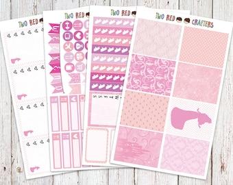 Sleeping Beauty Inspired Sticker Kit for Erin Condren Vertical Life Planner