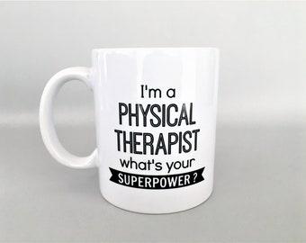 PT Mug, PT Mugs, Physical Therapy Mug, Physical Therapy Mugs, Physical Therapy graduation Gifts, Physical Therapy Gifts, PT Gifts, Mugs
