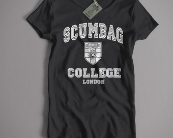 Inspired by The Young Ones T Shirt - Scumbag College Cult TV Small-5XL and Lady Fit Shirts Available Old Skool Hooligans