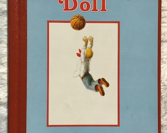 William's Doll||1985 vintage children's book, Charlotte Zolotow, picture book, storybook, first edition, book about doll, collectible book