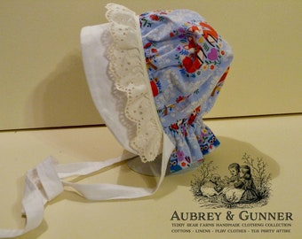 Sunny Day Bonnet 0-2yrs