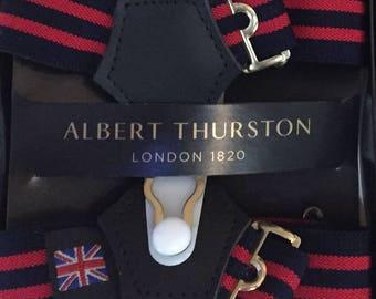 Albert Thurston Sock suspenders (Sock Garters) The best quality anywhere