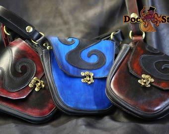 Custom Sporran from Doc Stone Studios