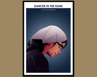 Dancer in the Dark (2000) -  Alternative Movie Poster | Lars von Trier | Film Poster | Minimalist Poster | Movie Lover Gift | Musical