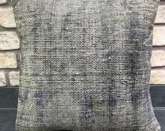 Hemp pillow 50x50cm 20x20 inches home decorative anatolian pillow