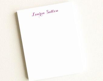 Personalized Notepad   Personalized Note Pads   Personalized Memo Pad   Personalized Desk Pad   Notepads in Bulk   Letter Writing Set
