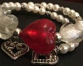 Sweetheart bracelet...