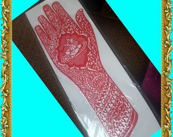Henna Stencil