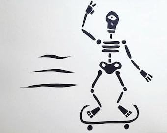 Skeleton Skater