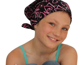 Children's Head Scarves