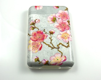 Silver Blossom iPod Classic Hard Cover Shell Case 80/120/160 GB 6th 7th generation/iPod touch 5