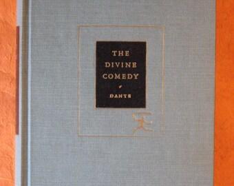 The Divine Comedy [Modern Library, 1950]  The Inferno, Purgatorio, and Paradiso by Dante Alighieri