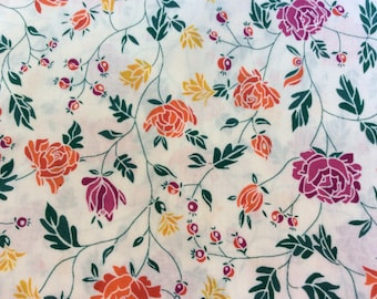 Tana lawn fabric from Liberty of London, Williams