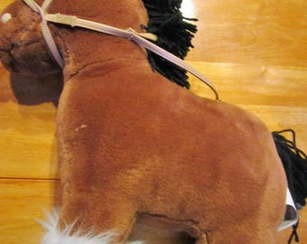 Vintage 1984 Cabbage Patch horse
