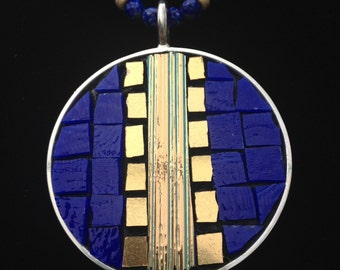 Lapis and Gold Dream