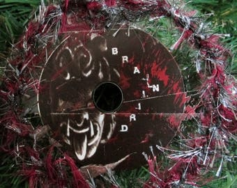 braindrill christmas ornament diy death metal christmas z1 - Death Metal Christmas