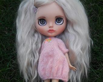SOLD. Blythe Doll custom blythe custom doll Blythe ooak-blythe custom ooak