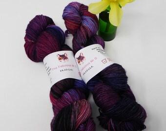 Brodgar: Hand Dyed Yarn, Sock Yarn, Hand Dyed Sock Yarn, Crochet Yarn,  Shawl Yarn, 4 Ply, Fingerin, 100gms