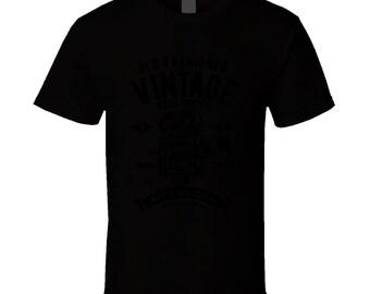 Vintage Movie Camera T Shirt