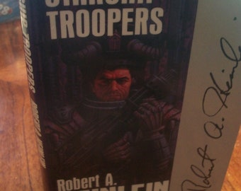 Starship Troopers By Robert A. Heinlein 1997 HB
