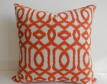 Designer geometric pillow cover,throw pillow,accent pillow,decorative pillow,same fabric front and back