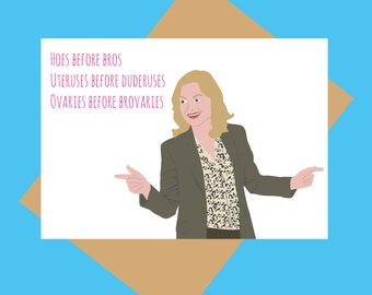 Parks and recreation - Leslie Knope - Galentines