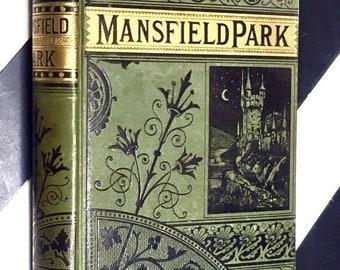 Mansfield Park: A Novel by Jane Austen (undated) hardcover book