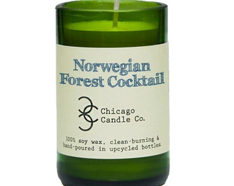 NEW, Mini Norwegian Forest Cocktail
