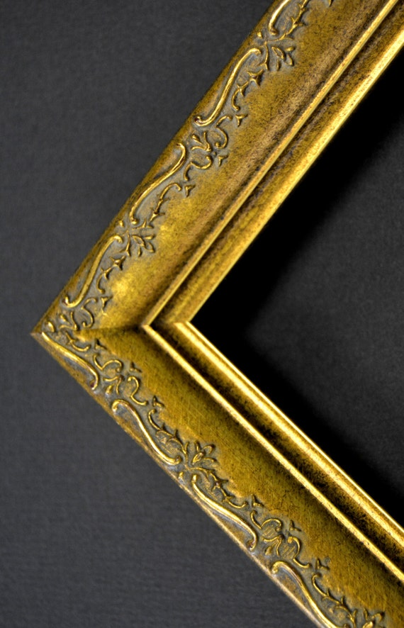 14 x 18 - 20 x 24 Ornate Silver or Gold Frames, Vintage, Picture ...