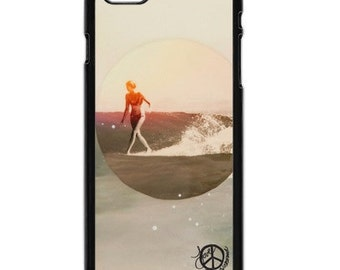 iPhone 6s/6, iPhone 6s/6 Plus Cases, Cross Step A-Z by BB, iPhone6s, iPhone 6s Plus, Surfing, Best Seller, Avail. with Black or White Sides