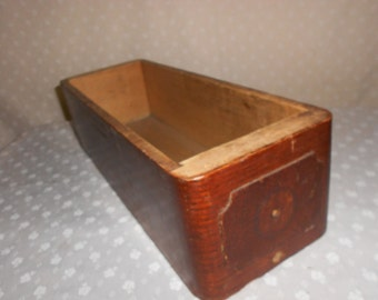 Treddle  Sewing machine Drawer New Home