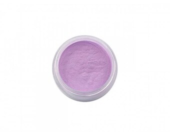 Powder box dark purple color