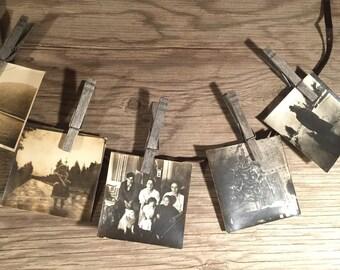 Antique Photos, 6 Old Photos 1912, 1913, Old Family Photos, Vintage Photos, Original Photos, Photos for Craft, Photos for Display, Scrapbook