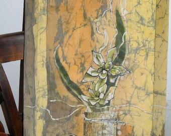 Batik vintage Bouquet
