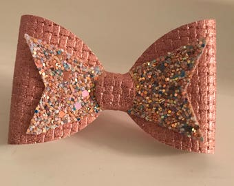Petty pink hairbow