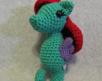 Chibi Ariel Pattern - My Little Pony
