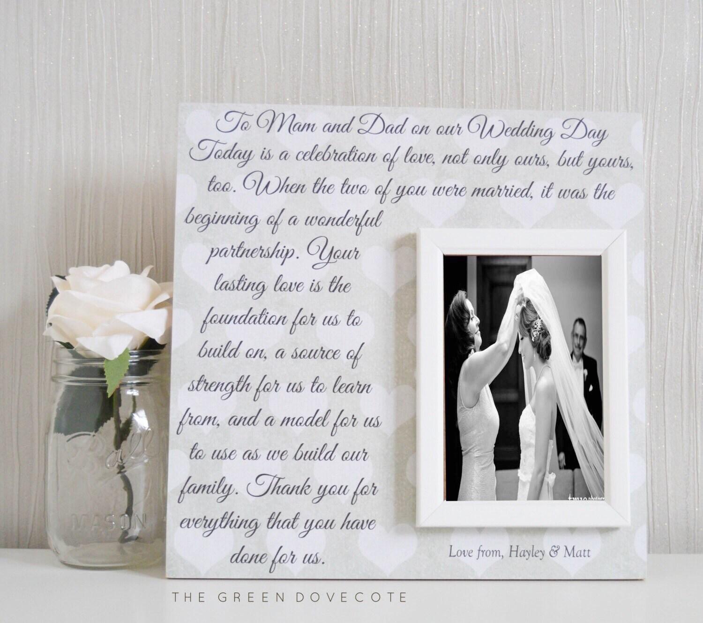 Eltern der Brautgeschenk Eltern der Bräutigam-Geschenk