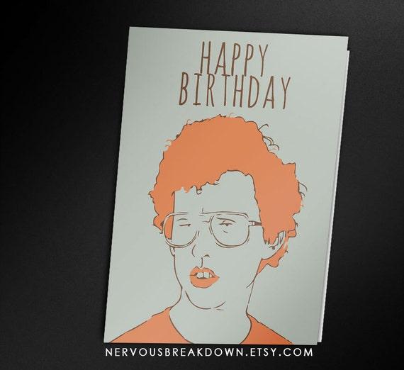 Napoleon dynamite birthday card printable card bookmarktalkfo Choice Image