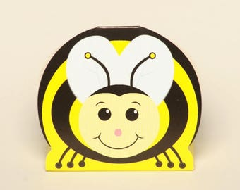 Bee favour boxes